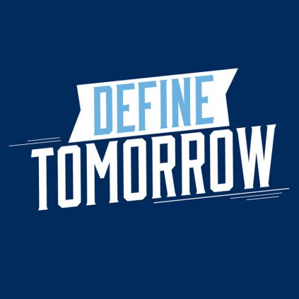 Define tomorrow logo