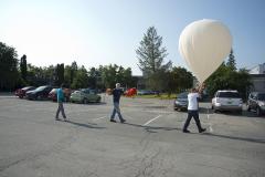 Air Balloon Experiment