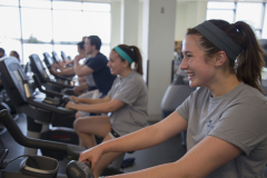 Our New Balance Recreation Center is top rated in the country.