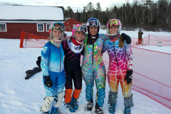 UMaine is close to many Ski Resorts in Maine