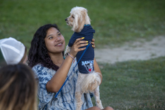 Even our puppies show UMaine pride